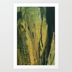 Abstractions Series 002 Art Print