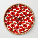 Red Poppy Pattern by tanyalegere