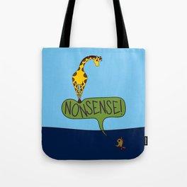 NONSENSE Tote Bag