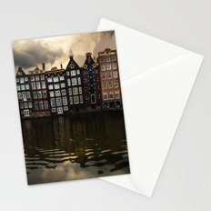 Postcards from Amsterdam Stationery Cards