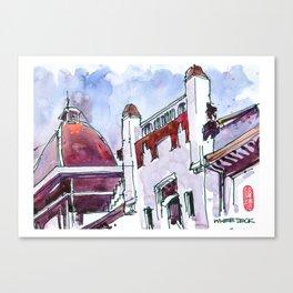 20160827-4 Jl Sendowo Canvas Print