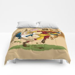 Fumblelina/Thumbelina Comforters