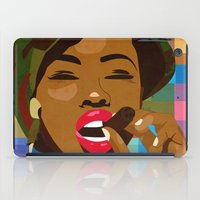army iPad Cases featuring Army Fatigue by Original Bliss