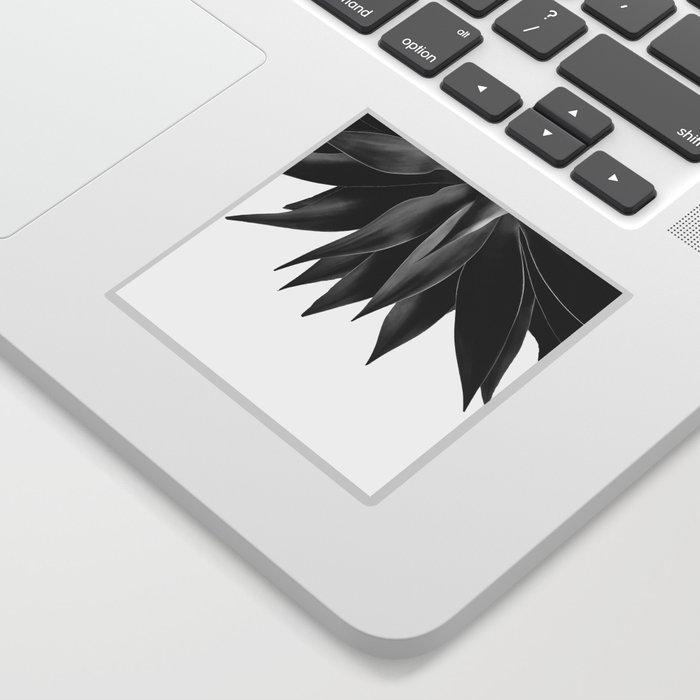 Agave fringe - noir Sticker
