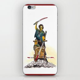 Shogun Assassin Baby Cart iPhone Skin