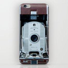 Polaroid Land Camera iPhone Skin
