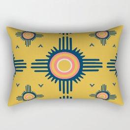 Zuni Sun Goldenrod Rectangular Pillow