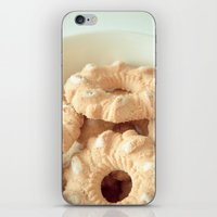 cookies iPhone & iPod Skins featuring Cookies! by Basic Design