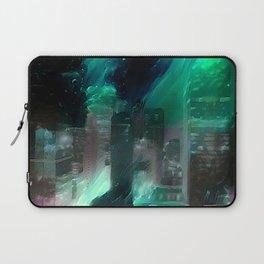 Underwater City Laptop Sleeve