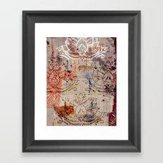 Lotuz Package Framed Art Print