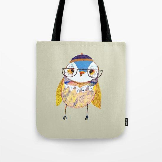 Rad Owl Tote Bag