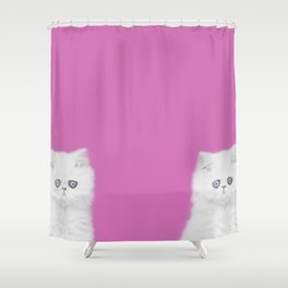 Lord Aries Cat - Photography 002 Shower Curtain