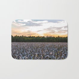 Cotton Field 11 Bath Mat