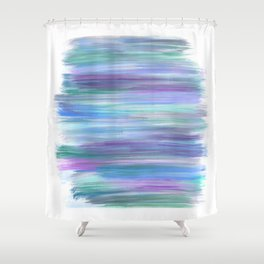 She is Shower Curtain