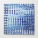 Nautical pixel abstract pattern by lorasi