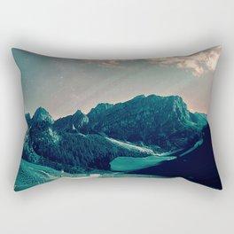 Mountain Call Rectangular Pillow