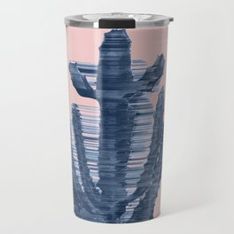 Supersonic Serene Cactus Travel Mug