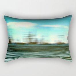 The wind Rectangular Pillow