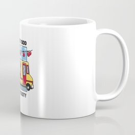 Street Food truck hot & tasty Coffee Mug