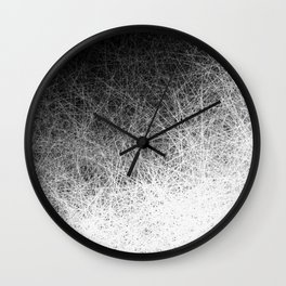 Complex Linear Crossed Wall Clock