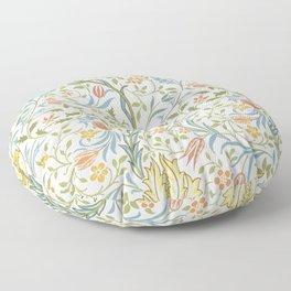 William Morris Flora Floor Pillow
