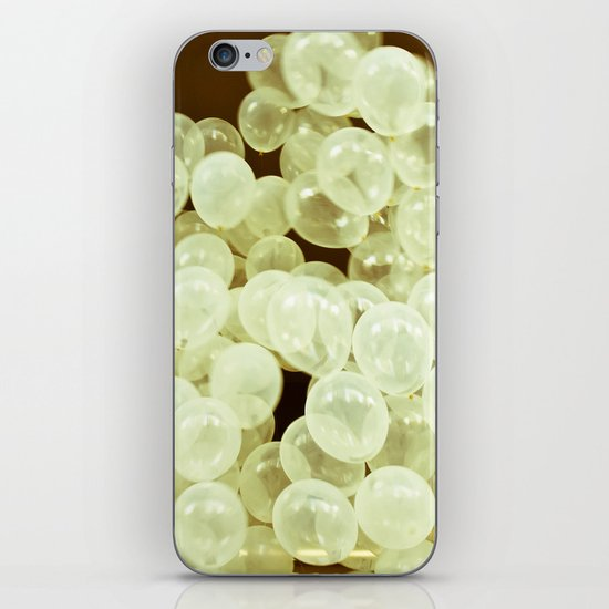 White Ballons  iPhone & iPod Skin