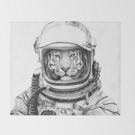 Apollo 18 Throw Blanket