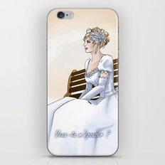 Demande en mariage iPhone & iPod Skin