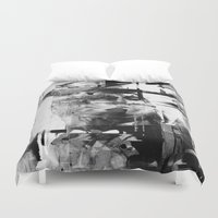 kurt rahn Duvet Covers featuring Kurt by nicebleed