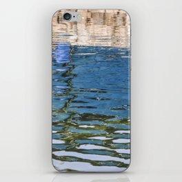 Reflecting Blues iPhone Skin