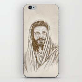 The Savior iPhone Skin