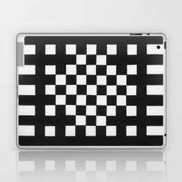 Interwoven Stripes Laptop & iPad Skin