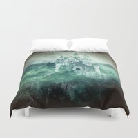 fairytale Duvet Covers featuring The dark fairytale by UtArt