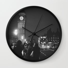 London Tourist Wall Clock
