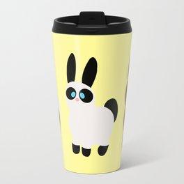 United colors of bunnies Travel Mug