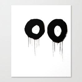 Lack o' Sleep Canvas Print