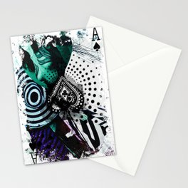 _ACE OF SPADES Stationery Cards