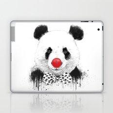 Clown panda Laptop & iPad Skin
