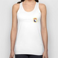 madrid Tank Tops featuring logo madrid by skip ad