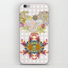 208 - dragon love iPhone & iPod Skin