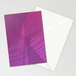 Mystical Magenta Stationery Cards