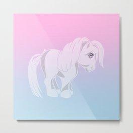 g1 my little pony Metal Print