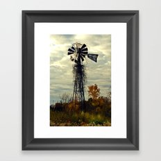 Yesteryears Framed Art Print