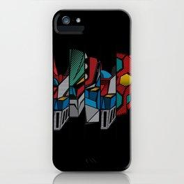 137 Go Nagai Five iPhone Case