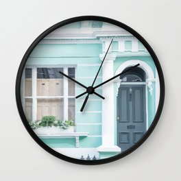 Green house Wall Clock
