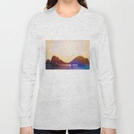 in the way - Paris Long Sleeve T-shirt