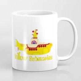 The Rock - Yellow Submarine Coffee Mug