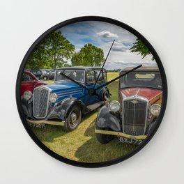 Wolseley Motors Wall Clock