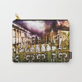 New Orleans cemetery Carry-All Pouch