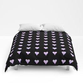 Heart 5 – Purple Comforters